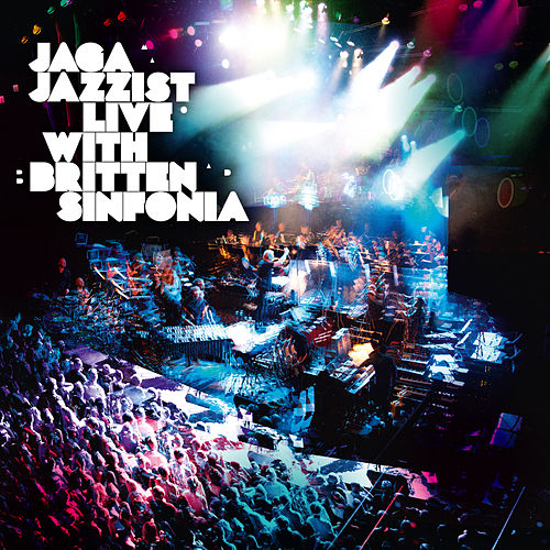 Live With Britten Sinfonia by Jaga Jazzist