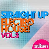 Straight Up Electro House! Vol. 3 by Various Artists