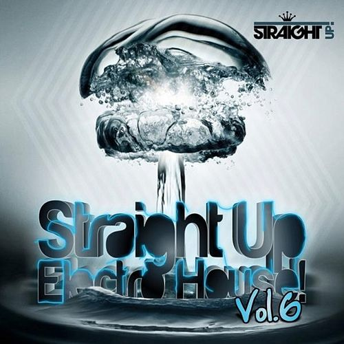 Straight Up Electro House! Vol. 6 by Various Artists