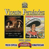 35 Anniversary Re-Mastered Series, Vol. 18 by Vicente Fernández