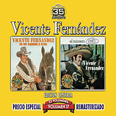 35 Anniversary Re-mastered Series, Vol. 17 by Vicente Fernández