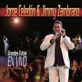 Grandes Exitos En Vivo by Jorge Celedon