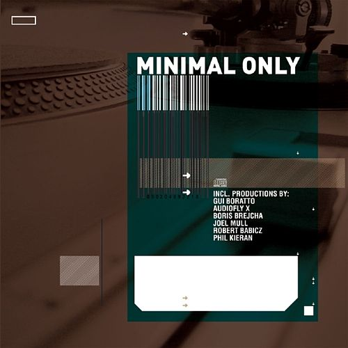 Minimal Only by Various Artists