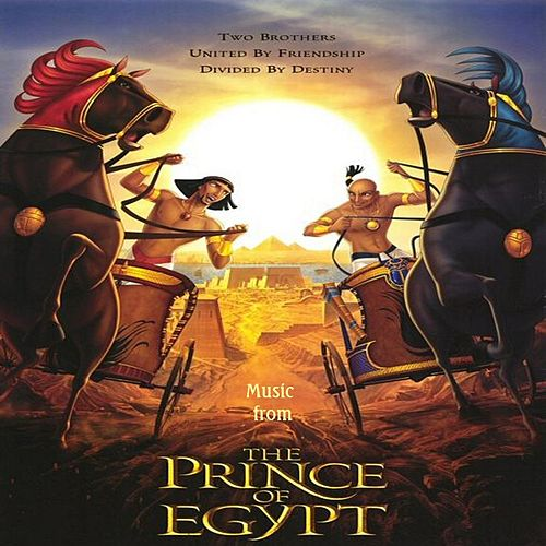 The Prince Of Egypt (Original Motion Picture Soundtrack) by The Roy Hamilton Orchestra