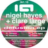 Defusion - Single by Nigel Hayes