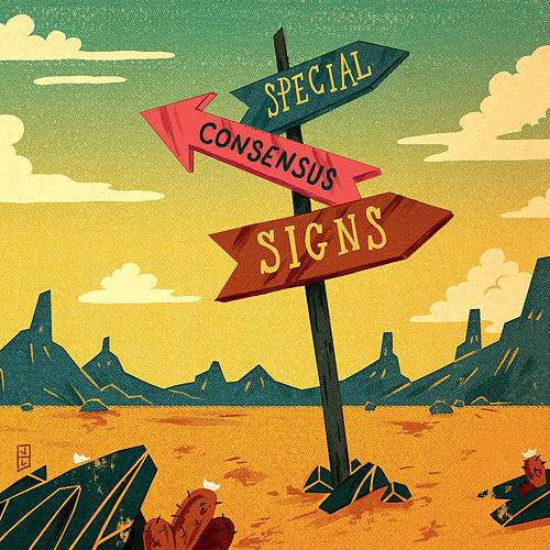 Signs by The Special Consensus