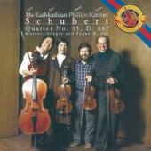 Mozart: Adagio and Fugue in C Minor; Schubert: String Quartet No.15 (Remastered) by Yo-Yo Ma