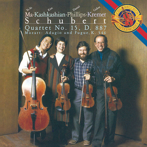 Mozart: Adagio and Fugue in C Minor; Schubert: String Quartet No.15 (Remastered) by Yo-Yo Ma