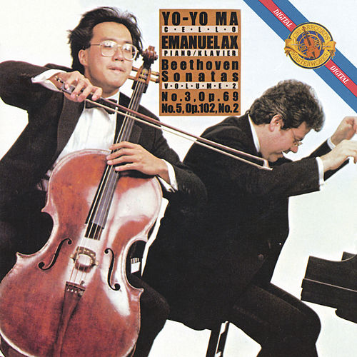 Beethoven: Cello Sonatas Nos. 3 & 5 (Remastered) by Yo-Yo Ma