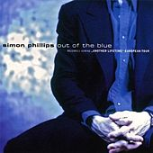 Out of the Blue by Simon Phillips