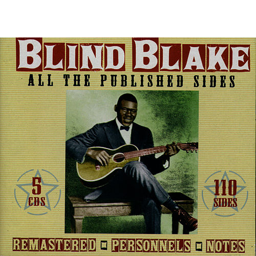 All the Published Sides by Blind Blake