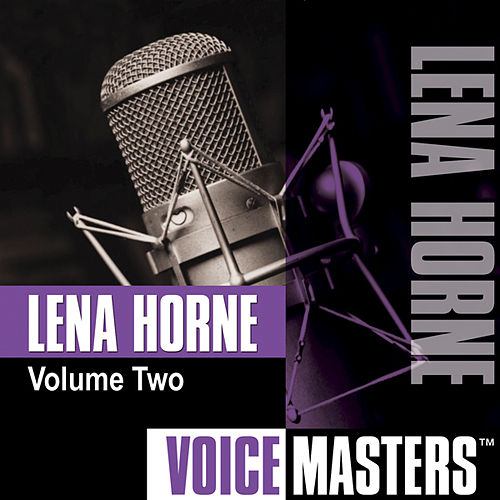 Voice Masters, Vol. 2 by Lena Horne