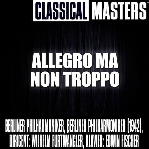 Classical Masters: Allegro Ma Non Troppo by Berliner Philharmoniker
