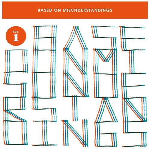 Based On Misunderstandings Vol.1 by Various Artists