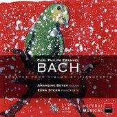 C.P.E. Bach: Sonates pour violon et pianoforte by Amandine Beyer