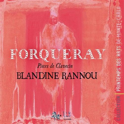 Forqueray: Harpsichord Suites by Blandine Rannou