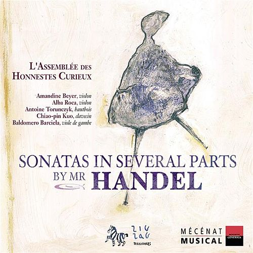 Handel: Sonatas In Several Parts by Various Artists