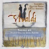 Vivaldi: Concerti a quattro violini - L'estro armonico by Various Artists