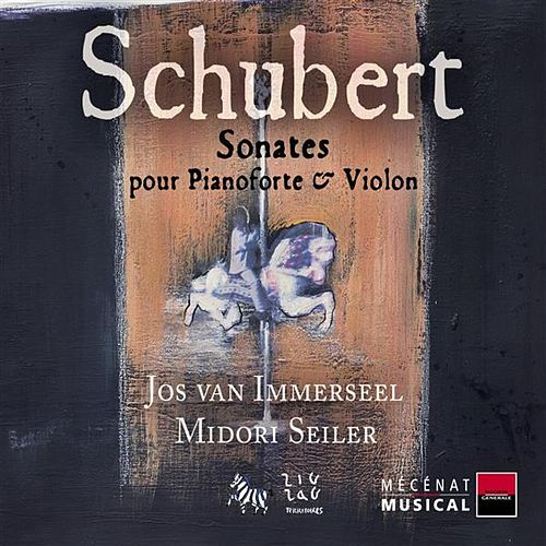 Schubert: Sonates pour pianoforte & violon by Various Artists