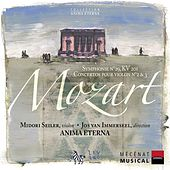 Mozart: Symphonie No. 29, K. 201 - Concertos pour violon Nos. 2 & 3 by Various Artists