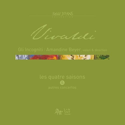 Vivaldi: Les quatre saisons et autres concertos by Amandine Beyer