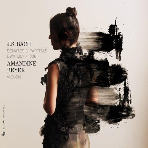 Bach: Sonates & Partitas, BWV 1001-1006 by Amandine Beyer