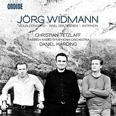Widmann: Violin Concerto - Antiphon - Insel der Sirenen by Various Artists