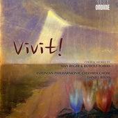 Vivit! - Choral Works by Reger & Tobias by Various Artists
