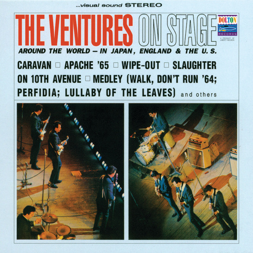 On Stage by The Ventures