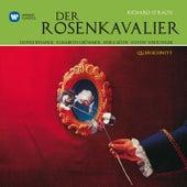 Strauss: Der Rosenkavalier (Electrola-Querschnitt) by Berliner Philharmoniker