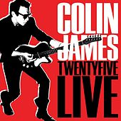 Twenty Five Live by Colin James