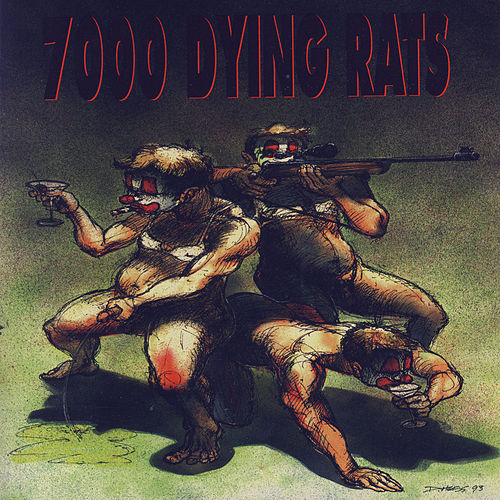 Fanning The Flames Of Fire by 7000 Dying Rats