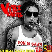 DI Real Gaza Don -EP by VYBZ Kartel
