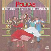 16 Most Requested Polkas by Various Artists