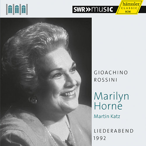 Liederabend 1992 by Marilyn Horne