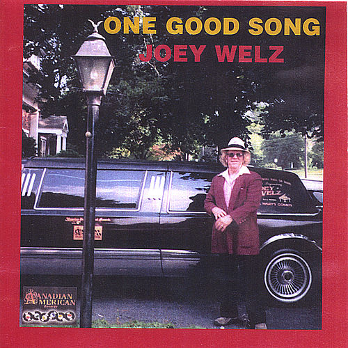 One Good Song by Joey Welz