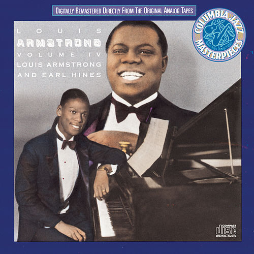 Volume IV: Louis Armstrong And Earl Hines by Louis Armstrong