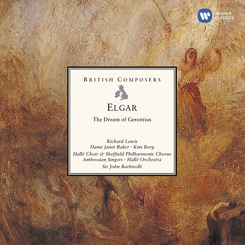 Elgar The Dream of Gerontius by Dame Janet Baker