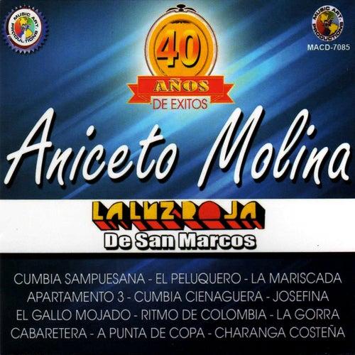40 Anos de Exitos by Aniceto Molina