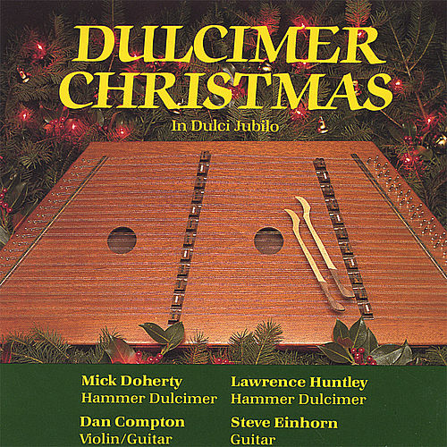 Dulcimer Christmas by Mick Doherty