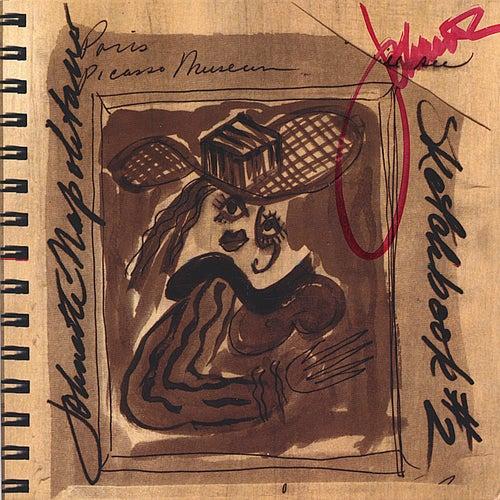 Sketchbook 2 by Johnette Napolitano