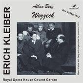 Berg: Wozzeck by Parry Jones