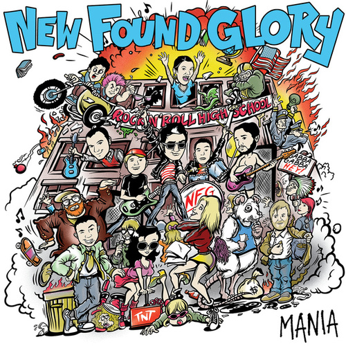 Mania by New Found Glory