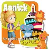 Un gâteau d'eléonore (7 chansons pour enfants et 7 accompagnements musicaux pour les chanter soi-même) by Various Artists