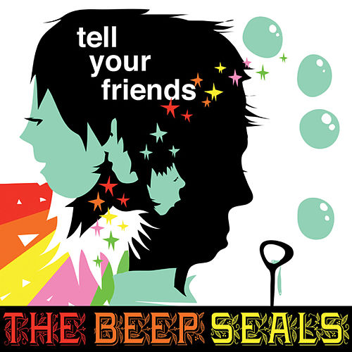 Tell Your Friends Clip Art