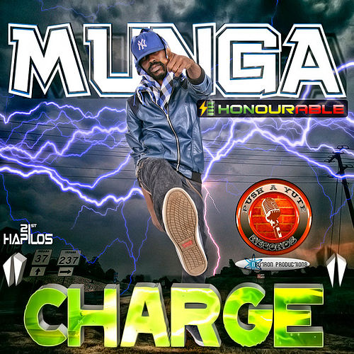 Charge - Single by Munga