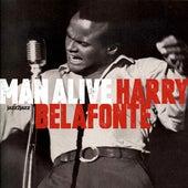 Man Alive by Harry Belafonte