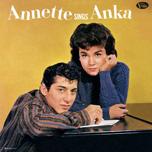 Annette Sings Anka by Annette Funicello