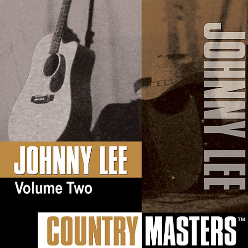 Country Masters, Vol. 2 by Johnny Lee