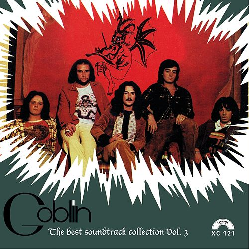 Goblin: The Best Soundtrack Collection, Vol. 3 by Goblin